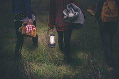 Brandon Smith: Picnic Photo Shoot: As Three Go Into the Night
