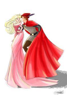 aurora and prince philip