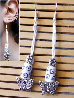 handmade earrings 27 =)