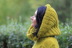 свитер-пальто