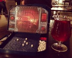 Winter Date Ideas: Find bars & cafes with board games!