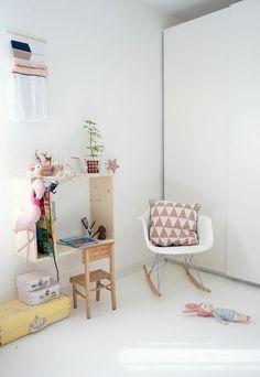 chambre enfant idée ranger organiser espace rangement pratique