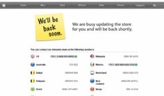 The system... is down. Here comes the new iPad!