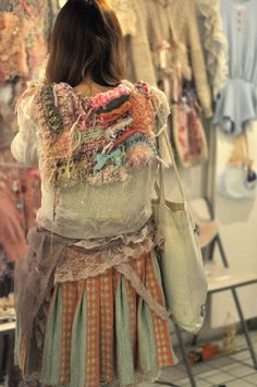 ICCHO STYLE BLOG -TOKYO STREET STYLE MAGAZINE: 白昼夢-The new culture of Japan where this is young-