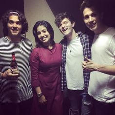Me and #thevamps #thevampsband