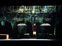 12 Le Bal des Vampires - La crypte - EXTRAIT Professeur Abronsius et Alfred