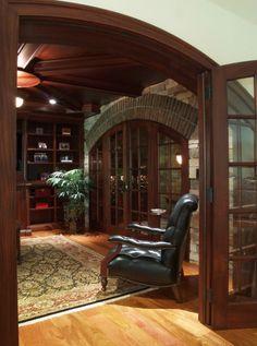 Ty's ideal cigar room