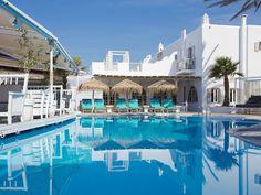 Mykonos Palace Beach Hotel 4 Stars luxury hotel in Platis Gialos Offers Reviews