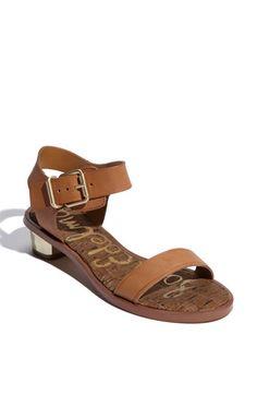 Sam Edelman 'Trina' Sandal  - no longer available in black... sigh...