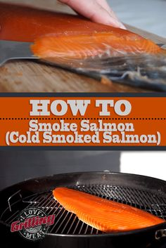 How To Smoke Salmon (Cold Smoked Salmon Recipe)