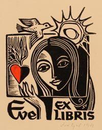 Art-exlibris.net - exlibris by Dr. Otakar Marik for I. Slavik