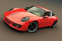 Porsche 911 Targa Zolland Design
