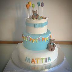 Torta battesimo #instafood #ilas #ilasSweetness #cake #pastadizucchero #battesimo https://www.facebook.com/ilascake http://ilas.webnode.it/