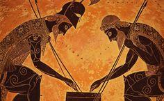 «Игры в кости» — первые азартные развлечения людей