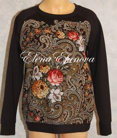 Mode Russe, Shawl, Graphic Sweatshirt, Sweatshirts, My Style, Sweaters, Inspiration, Clothes, Fashion