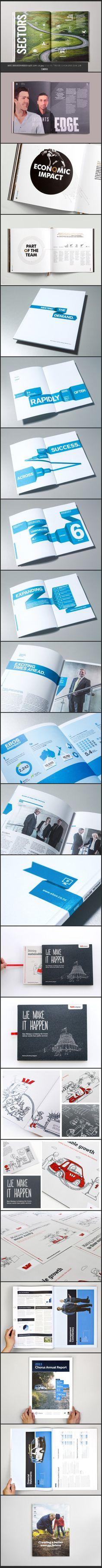 新西兰通讯录宣传画册设计欣赏 [22P]...