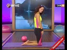 Ebru Şallı İle Pilates Plates Ebruli 01.10.2012 İzle