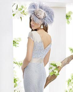 Sukienki Madrina Esthefan i Fiesta 2019 - Entrenovias Wedding Hats, Wedding Dresses, Royal Ascot, Mother Of The Bride, Special Events, One Shoulder Wedding Dress, White Dress, Two Piece Skirt Set, Hair Styles