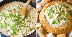 Recept na sýrový dip