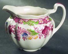 Vintage 1920s Japanese Hand Painted Lustreware Teapot