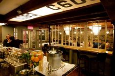 Le Bremner in Old Montreal-the little sister of Garde Manger by Chuck Hughes