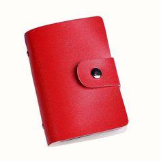 Acquistare Titolare Della Carta Mini Portafoglio Uomo Donna 12 Colori In Pelle Carte Di Credito Cassa Del Raccoglitore Supporto Commerciale