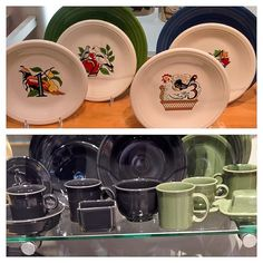 From Fiesta and coming soon; the Twelve Days of Christmas plates and the debut of the two new colors as seen at the Home and Housewares Show in Chicago! - The Culinary Cellar