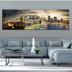 Big Wall Pictures for Living Room. 20 Luxury Big Wall Pictures for Living Room. Living Room or Saloon Interior Design with Big Wall Watch Living Room Canvas, Living Room Decor, Basement Family Rooms, Living Room Pictures, Wall Pictures, Large Canvas Art, Large Painting, Simple Living Room, Paint Colors For Living Room