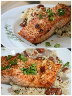 Chipotle Salmon - smoky, spicy and delicious! Great weeknight dinner!