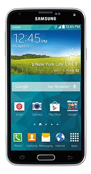 Samsung Galaxy S<sup>®</sup> 5