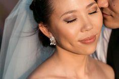 Romantic soft makeup
