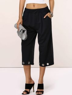 Pants For Women | Trendy Harem And Khaki Pants For Women Fashion Online | ZAFUL