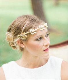 wedding headpiece, greccian bridal headpiece, IOLA - tradeshow and photoshoot sample Wedding Headband, Bling Wedding, Bridal Updo, Bridal Headpieces, Bridal Hairstyles, Wedding Veil, Wedding Card, Headband Styles, Floral Hair