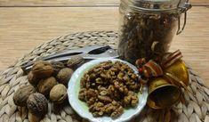 Jak připravit vlašské ořechy nebo mandle v cukrové glazuře Pesto, Dog Food Recipes, Beef, Vegetables, Fitness, Meat, Dog Recipes, Vegetable Recipes, Veggies