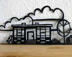 Paper Cutting How-To. Learning how to paper-cut is sort of an unofficial goal of 2012 for me.