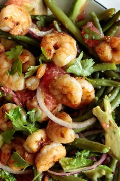 Nigella, Pho, Sprouts, Sushi, Shrimp, Avocado, Meat, Vegetables, Recipes