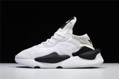 2433f311dc4 Adidas Y-3 Introducing Kaiwa Y3 Fall 2018 Paris White Black