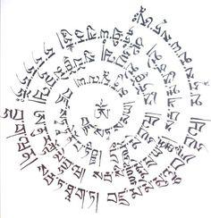 Mantra de purification de Vajrasattva