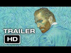 Film d'animazione Loving Vincent dipinto su tela da più di cento artisti di tutto il mondo.