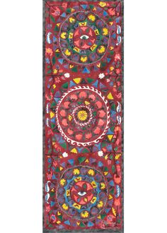Suzani Magic Carpet Yoga Mat