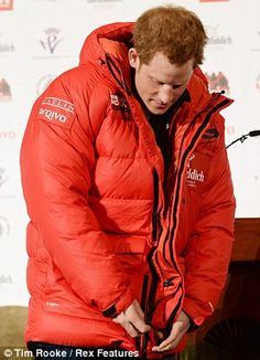 The Action Man Prince: Harry to go on four-week perilous trek to the South Pole with seriously injured ex-servicemen  Read more: http://www.dailymail.co.uk/news/article-2311669/The-Action-Man-Prince-Harry-week-perilous-trek-South-Pole-seriously-injured-ex-servicemen.html#ixzz2QvpanUxp  Follow us: @MailOnline on Twitter | DailyMail on Facebook