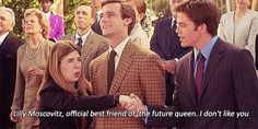 * gifs The princess diaries chris pine heather matarazzo sorry continuing to make shitty gifs from the fun parts of the movie callum blue looking all perf in the middle and really amused it's my headcanon that he and lilly became bros after this pls Funny Movies, Great Movies, Funny Movie Scenes, Girly Movies, Tv Show Quotes, Movie Quotes, Movies Showing, Movies And Tv Shows, Love Movie