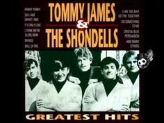 """Tommy James and The Shondells - Mony Mony """"Hey, she gives me love, And I feel alright now, You got me tossin', turnin', In the middle of the night…"""""""
