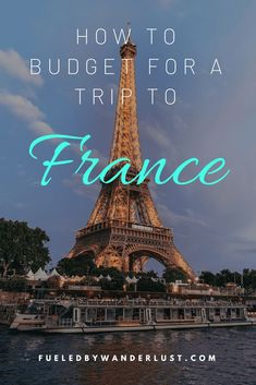 The cost of a trip to France can vary wildly. This detailed guide breaks down exactly what to expect to spend on two people for your Paris dream trip. Paris Travel Guide, Europe Travel Tips, Spain Travel, France Travel, Budget Travel, Travel Advice, Travel Destinations, Flights To Paris, International Travel Tips