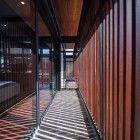 awesome Bridge House by Junsekino Architect And Design