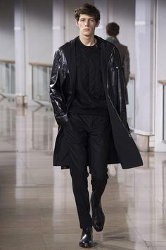 Hermès Fall 2016 Menswear Fashion Show
