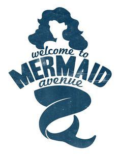 mermaid logo   logo design   Pinterest