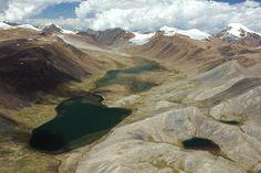 Glacial Lakes in Kyrgyzstan/ Kırgızistan  #kyrgyz #turkish #turkic #landscape #nature #mountains