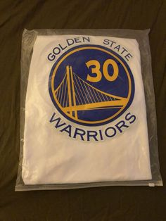3a51bbb555a Stephen Curry Golden State Warriors NBA Jersey White Large for Sale in  Miami