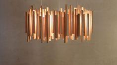 Designer Holz-Pendelleuchte WOODS by Héctor Serrano arturo alvarez